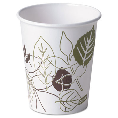 Dixie Pathways Paper Hot Cup - 10 oz.