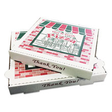 "Takeout Pizza Containers - 10"" Dia. - 50 Pack BOXPZCORE10"