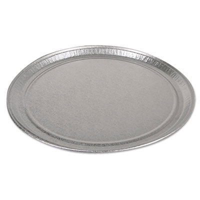 CaterWare Deluxe Embossed Flat Aluminum Trays, 1-Comp - (50) 18