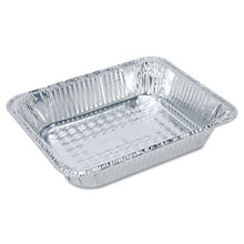 Full Size Steam Table Pan, Deep, Aluminum, 50/Case BWKSTEAMFLDP