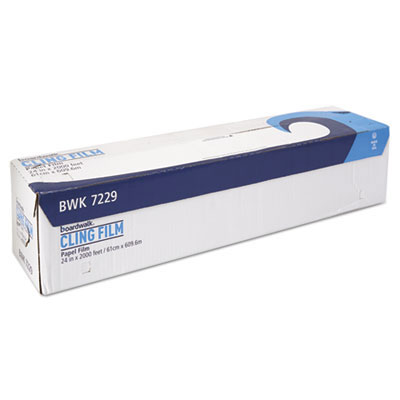 PVC Food Wrap Film Roll, 24