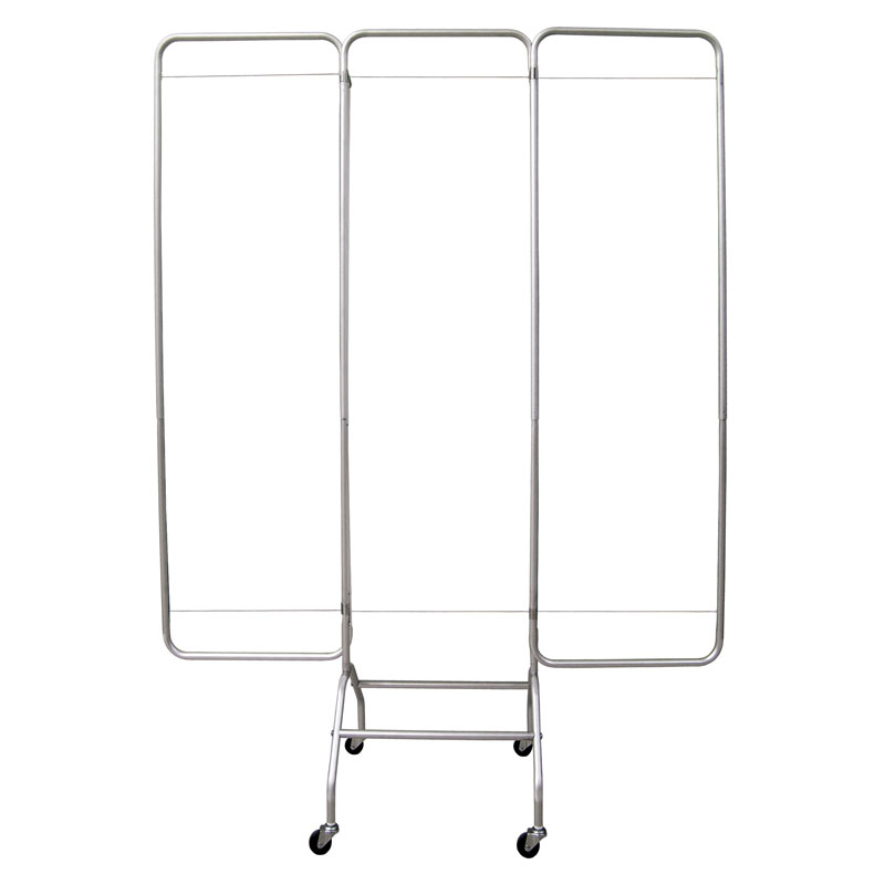 Omnimed Mobile Economy Privacy Screen Frame - 3 Section
