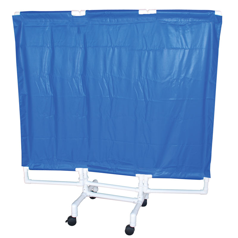 MJM 7003-2TW Portable 3-Panel Privacy Screen - 2