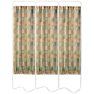 Palmetto elite designer screen panel jan for Cloth privacy screen