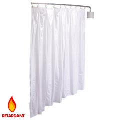 Privacy Cubicle Curtains & Hospital Ceiling Curtain Track Accessories