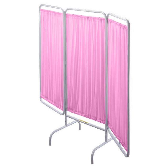 R&B Wire [PSS-VP] Replacement Vinyl Panel Patient Privacy Screens - Pink