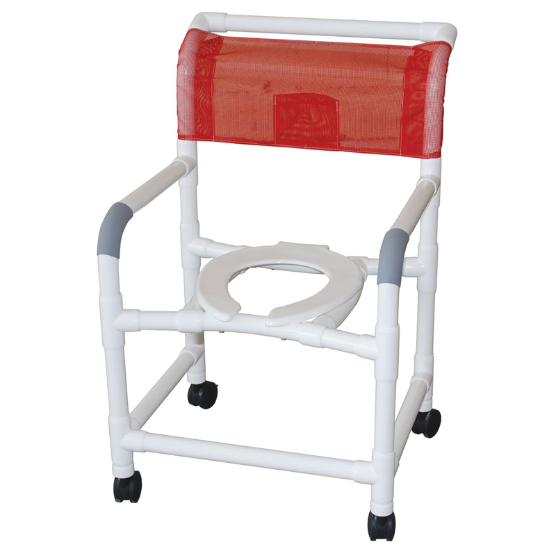 MJM 122-3 Portable Wide Shower Seat