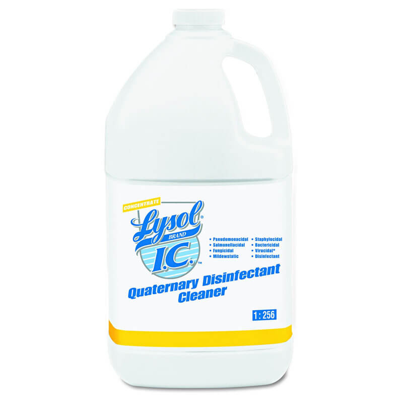 I.C. Quaternary Disinfectant Cleaner
