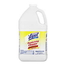 Disinfectant Deodorizing Cleaner, Liquid - (4) 1 gal. Bottle