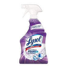 Mold & Mildew Remover, Liquid, (12) 1 qt. Trigger Spray Bottle