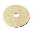 Floor Pads: 3M™ Natural Blend Tan Burnishing Pad 3500 - High-Speed Finishing Floor Pads - 3M™ Hard Floor & Surface Cleaning Products