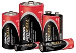 Duracell Batteries, PROCELL Alkaline Batteries, Replacement Batteries & Electronics Batteries