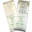 Green Klean C15 Riccar 8000 Series Upright Models - Type B - Replacement Filter Bags - 10 Pack GK-Ric80