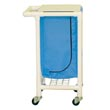 MJM 200 Series Single Hampers, Hospital Hampers, PVC & Plastic Frame Laundry Hampers - Hospital & Medical Logistics Products