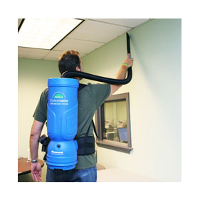 Enviromaster Probe 10 HEPA Backpack Vacuum