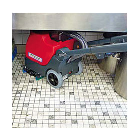 RA320 Compact Battery Floor Scrubber