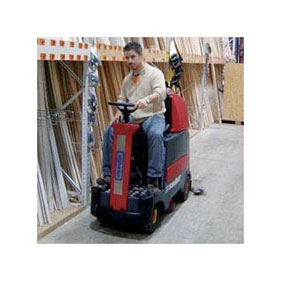 Cleanfix RA 800 Ride On Auto Floor Scrubber