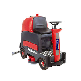 RA 800 Ride On Auto Floor Scrubber