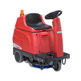 Mastercraft RA 535 Battery Operated Floor Scrubber