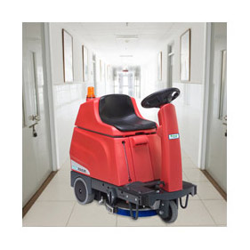 RA535 Ride On Automatic Floor Scrubber