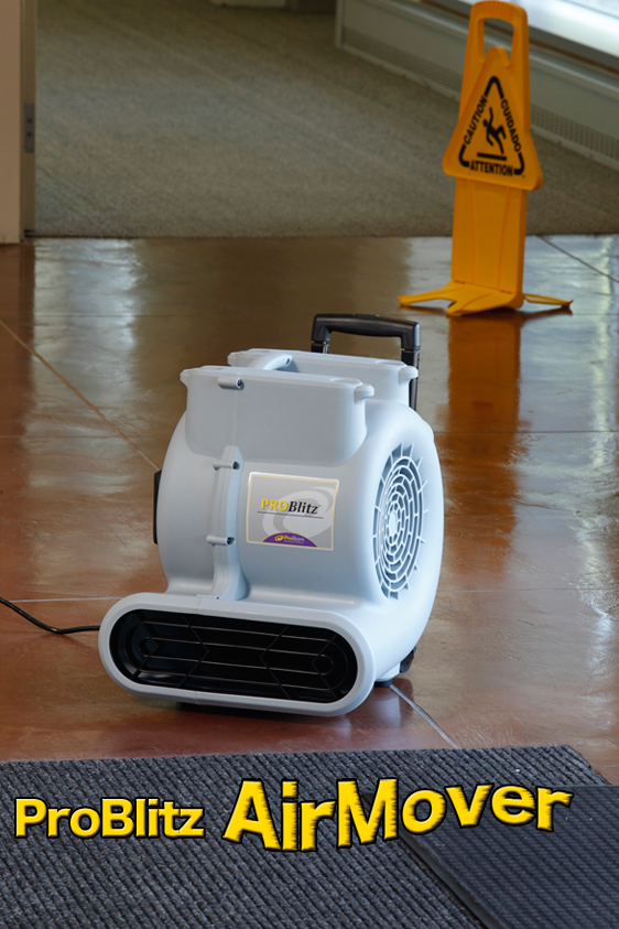 Carpet Dryer