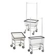 R&B Wire Laundry Carts/Trucks