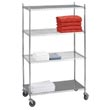R&B Wire Linen Carts & Shelving Units