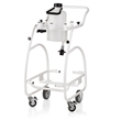 Reliable [TROLLEY] PRO EP1000 Trolley With Wheels (anti-track, certified for hospitals)