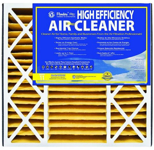 High Efficiency Air Cleaner Filter