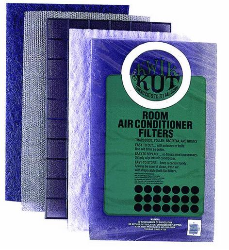 Air Conditioner Replacement Filter