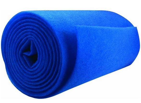 Rubberized Natural Fiber Air Filter Unoclean