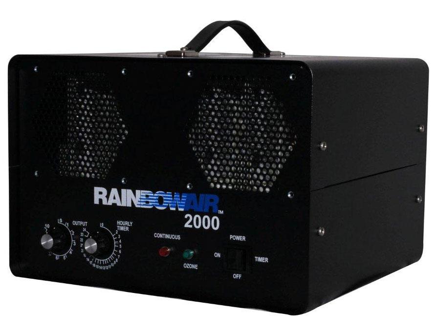 rainbow ozone machine