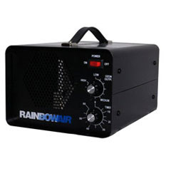 RainbowAir 5210-II Ozone Generator Machine - Odor Eliminator