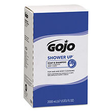 SHOWER UP Soap & Shampoo - 2000-mL Cartridges