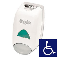 GOJO FMX-12 Soap Dispenser - Dove Gray