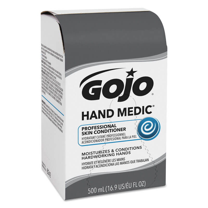 GOJO® HAND MEDIC® Professional Skin Conditioner - (6) 500 ml Bags