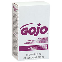 GOJO NXT Deluxe Lotion Soap w/ Moisturizers - 2000-mL Cartridges