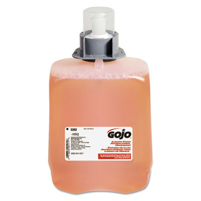 GOJO FMX-20 Luxury Foam Antibacterial Handwash - 2000 mL Cartridges
