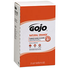 GOJO PRO 2000 NATURAL ORANGE Pumice Hand Cleaner