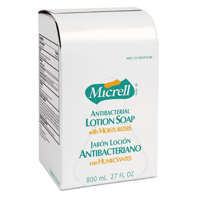 Micrell Antibacterial Lotion Soap - (6) 800-ml Bags