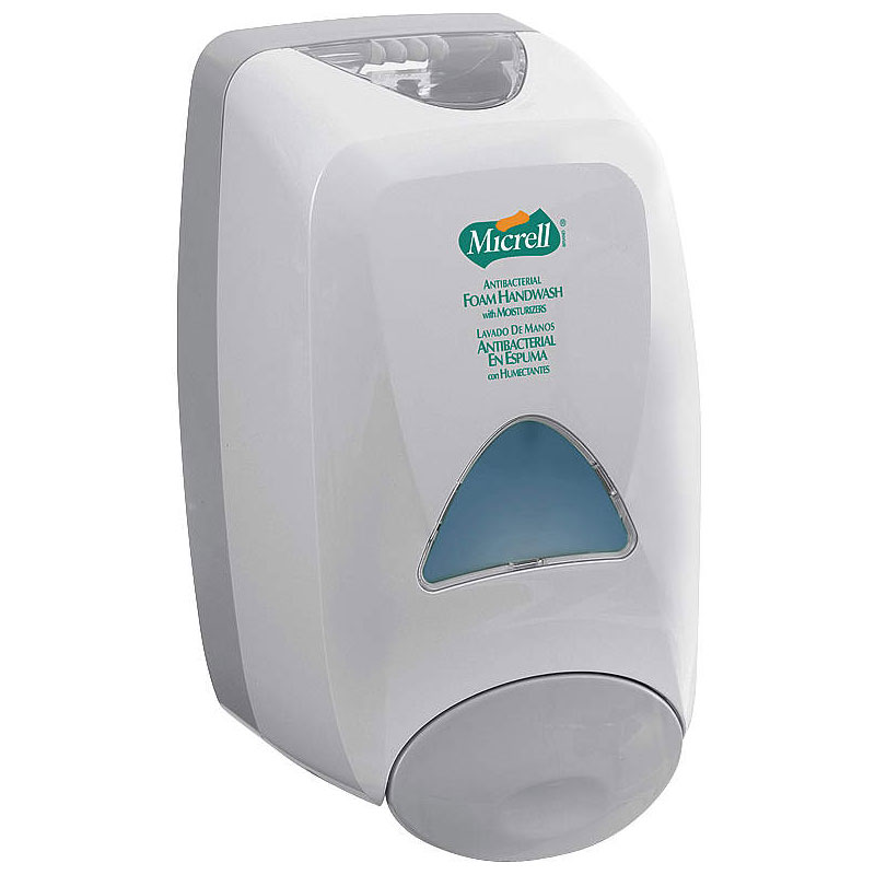 Micrell Dove Gray Soap Dispenser - 1250 mL