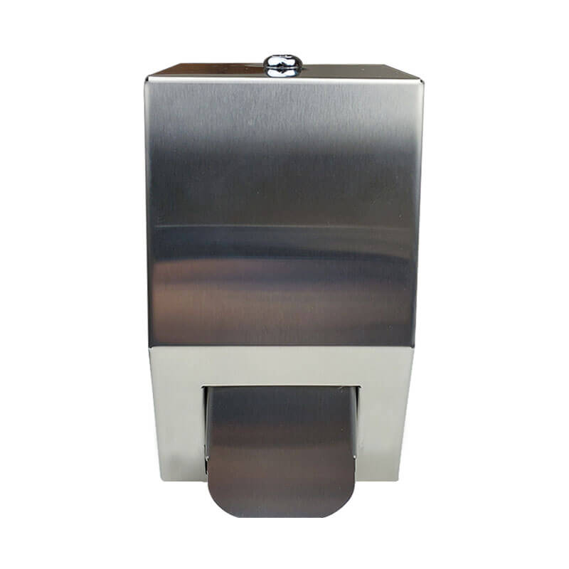 1 Liter Traditional Box Stainless Steel Soap Dispenser
