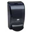 deb SBS ProLine® Curved Soap Dispenser - Transparent Black w/ Logo - 1 Liter