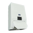 deb SBS ProLine® Soap Dispenser - White w/ Logo - 1 Liter