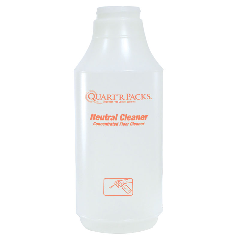 Neutral Cleaner Empty Bottle