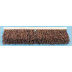 Proline Palmyra Fiber Floor Brush Push Broom - 18