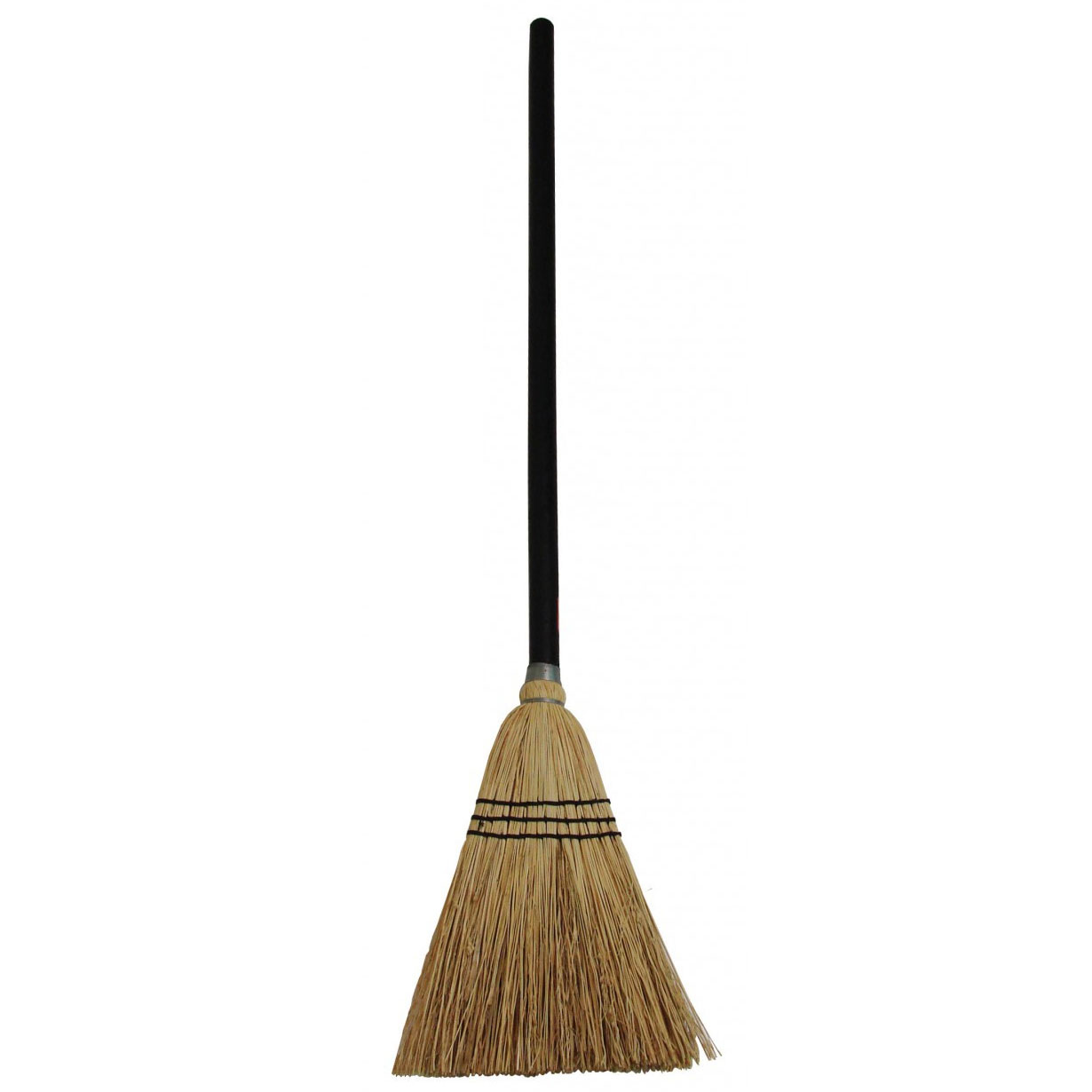 Corn Fibers Lobby Broom