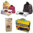 Commercial Can Liners, Plastic Can Liners & Industrial Trash Bags - Janitorial/Maintenance Supplies