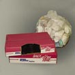 Flexsol High-Density Can Liners - Coreless Rolls - 43 x 48 Extra Heavy - 56 Gallon - Clear ESSBR4348X
