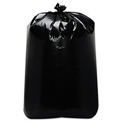 Low-Density Can Liners, Black, 60 gallon - Trinity Packaging Corporation
